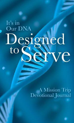 mission trip devotional journal