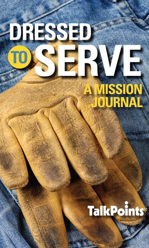 mission trip journal