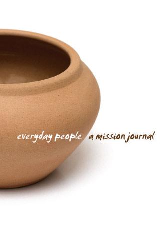 mission trip journal